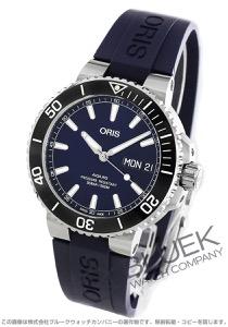 オリス アクイス ビッグデイデイト 500m防水 腕時計 メンズ ORIS 752 7733 4135R