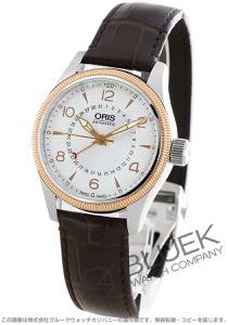 オリス ビッグクラウン ポインターデイト 腕時計 メンズ ORIS 754 7679 4361D