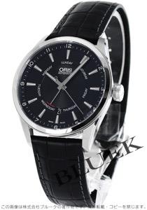 オリス アーティックス ポインターデイ デイト 腕時計 メンズ ORIS 755 7691 4054D