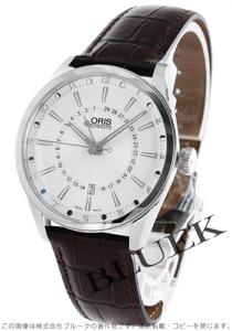 オリス アーティックス ポインタームーン デイト ムーンフェイズ 腕時計 メンズ ORIS 761 7691 4051D