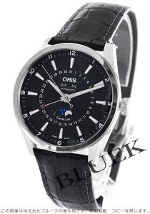 オリス アーティックス コンプリケーション ムーンフェイズ 腕時計 メンズ ORIS 915 7643 4034D