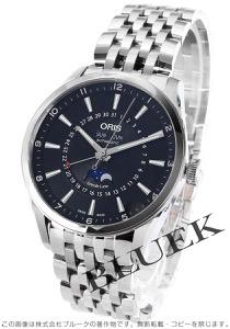 オリス アーティックス コンプリケーション ムーンフェイズ 腕時計 メンズ ORIS 915 7643 4034M