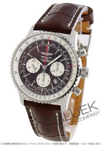 ブライトリング ナビタイマー ラトラパンテ クロノグラフ クロコレザー 腕時計 メンズ BREITLING A031Q15WBA