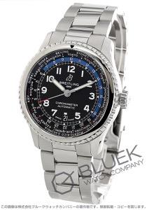 ブライトリング ナビタイマー アビエーター8 B35 ユニタイム 腕時計 メンズ BREITLING A038B-1PSS