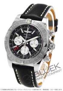 ブライトリング クロノマット 44 GMT クロノグラフ 腕時計 メンズ BREITLING A041B56KBA