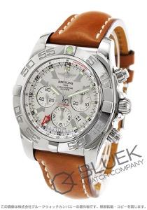 ブライトリング クロノマット GMT クロノグラフ 500m防水 腕時計 メンズ BREITLING A041G19KBA