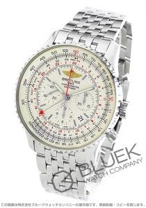 ブライトリング ナビタイマー GMT クロノグラフ 腕時計 メンズ BREITLING A044G83NP