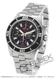 ブライトリング スーパーオーシャン クロノグラフ 500m防水 腕時計 メンズ BREITLING A110B81PRS