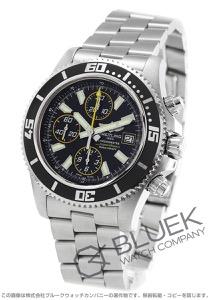 ブライトリング スーパーオーシャン クロノグラフ 500m防水 腕時計 メンズ BREITLING A110B82PRS