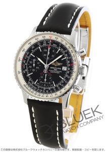 ブライトリング ナビタイマー ヘリテージ クロノグラフ 腕時計 メンズ BREITLING A113B27KBD