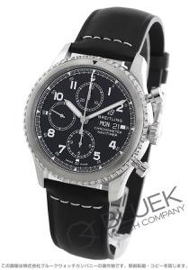 ブライトリング ナビタイマー 8 クロノグラフ 腕時計 メンズ BREITLING A118B-1KBA
