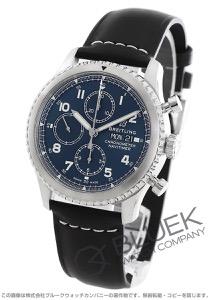 ブライトリング ナビタイマー 8 クロノグラフ 腕時計 メンズ BREITLING A118C-1KBA