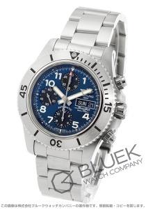 ブライトリング スーパーオーシャン クロノグラフ 500m防水 スティールフィッシュ 腕時計 メンズ BREITLING A141C93PSS