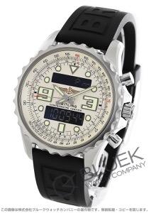 ブライトリング プロフェッショナル クロノスペース クロノグラフ 腕時計 メンズ BREITLING A7836534G705