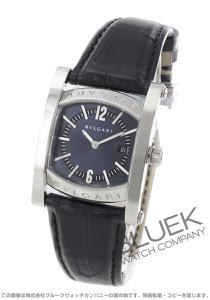 ブルガリ アショーマ アリゲーターレザー 腕時計 ユニセックス BVLGARI AA39C14SLD