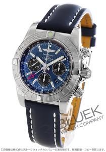 ブライトリング クロノマット 44 GMT クロノグラフ 腕時計 メンズ BREITLING AB042011/C852