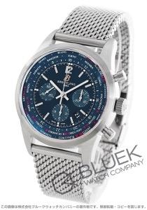 ブライトリング トランスオーシャン ユニタイム パイロット クロノグラフ 腕時計 メンズ BREITLING AB0510U9/C879