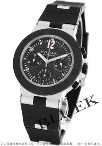 ブルガリ ディアゴノ アルミニウム クロノグラフ 腕時計 メンズ BVLGARI AC38BTAVD
