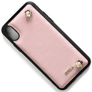 フルラ スマートフォンケース レディース マイ グラム フラワー IPhoneX専用 カメリアピンク K804 O32 LC4 1014816 2019年春夏新作 FURLA