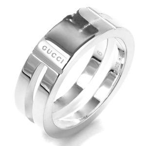 グッチ リング【指輪】 アクセサリー メンズ レディース シルバー 373236 J8400 0702 GUCCI