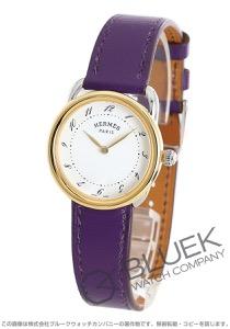 エルメス アルソー 腕時計 レディース HERMES AR5.220.130/WW9K