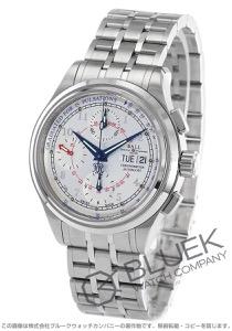 ボールウォッチ トレインマスター パルスメーター クロノグラフ 腕時計 メンズ BALL WATCH CM1010D-SCJ-WH