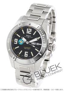 ボールウォッチ エンジニア ハイドロカーボン スペースマスター ビニー 限定1000本 333m防水 替えベルト付き 腕時計 メンズ BALL WATCH DM2036A-S4CAJ-BK