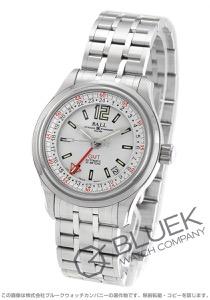 ボールウォッチ トレインマスター GMT 腕時計 メンズ BALL WATCH GM1038C-SJ-WH