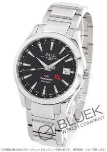 ボールウォッチ エンジニアII GMT レッドレーベル 腕時計 メンズ BALL WATCH GM2026C-SCJ-BK