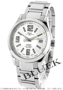 ボールウォッチ エンジニアII 腕時計 メンズ BALL WATCH NM1020C-S4J-WHSL