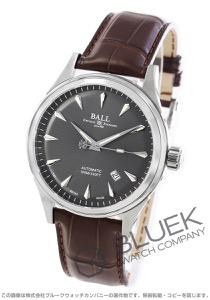 ボールウォッチ ファイアーマン レーサー クラシック アリゲーターレザー 腕時計 メンズ BALL WATCH NM2288C-LJ-GY