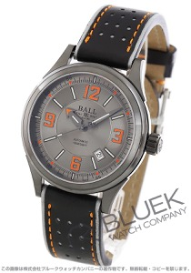 ボールウォッチ ストークマン レーサーDLC 腕時計 メンズ BALL WATCH NM3098C-L1J-GYOR