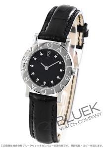 ブルガリ ブルガリブルガリ ダイヤ アリゲーターレザー 腕時計 レディース BVLGARI BB26SL/8