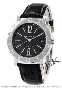 ブルガリ ブルガリブルガリ アリゲーターレザー 腕時計 メンズ BVLGARI BB38BSLD
