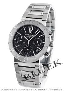 ブルガリ ブルガリブルガリ クロノグラフ 腕時計 メンズ BVLGARI BB38BSSDCH