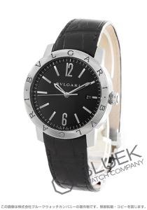 ブルガリ ブルガリブルガリ アリゲーターレザー 腕時計 メンズ BVLGARI BB41BSLD