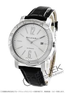 ブルガリ ブルガリブルガリ アリゲーターレザー 腕時計 メンズ BVLGARI BB42WSLD AUTO