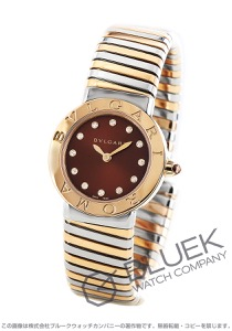 ブルガリ ブルガリブルガリ トゥボガス ダイヤ 腕時計 レディース BVLGARI BBL262TC11SPG/12.M