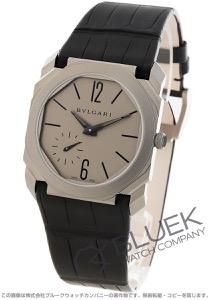 ブルガリ オクト フィニッシモ アリゲーターレザー 腕時計 メンズ BVLGARI BGO40C14TLXTAUTO