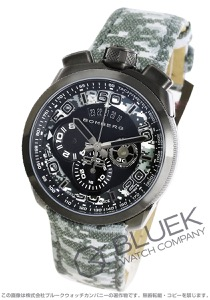 ボンバーグ ボルト68 カモフラージュ クロノグラフ 世界限定500本 腕時計 メンズ BOMBERG BS45CHPGM.019.3
