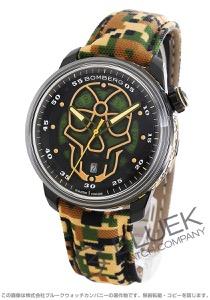 ボンバーグ BB-01 ミリタリー スカル 世界限定250本 腕時計 メンズ BOMBERG CT43APBA.23-4.11