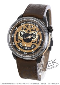 ボンバーグ BB-01 マリアッチ スカル 世界限定250本 腕時計 メンズ BOMBERG CT43ASPGD.24-1.11
