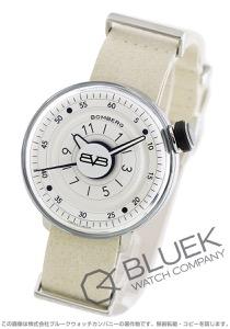 ボンバーグ BB-01 ホワイト&シルバー 腕時計 メンズ BOMBERG CT43H3SS.02-1.9