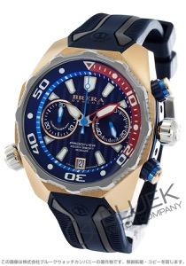 ブレラ プロダイバー クロノグラフ 300m防水 腕時計 メンズ BRERA BRDV2C4703