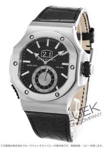 ブルガリ ダニエル ロート アリゲーターレザー 腕時計 メンズ BVLGARI BRE56BSLDCHS