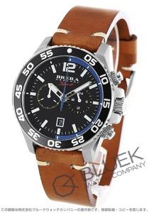 ブレラ スポーツ ミストラル クロノグラフ 腕時計 メンズ BRERA BRSPMIC4401-BRN-CF