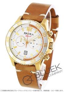 ブレラ スポーツ ミストラル クロノグラフ 腕時計 メンズ BRERA BRSPMIC4405-CUO-CF