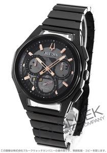 ブローバ カーブ クロノグラフ 腕時計 メンズ Bulova 98A207