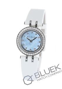 ブルガリ ビーゼロワン ダイヤ 腕時計 レディース BVLGARI BZ23BSDL/12
