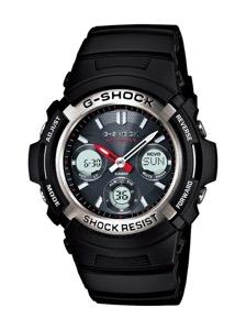 カシオ G-SHOCK クロノグラフ 腕時計 メンズ CASIO AWG-M100-1AJF